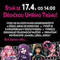 Monster High vtrhnou do OC Fontána