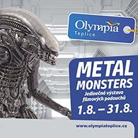 METAL MONSTERS v OC Olympia Teplice