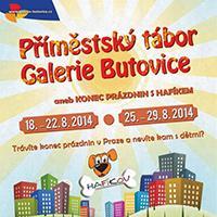 Příměstský tábor Galerie Butovice