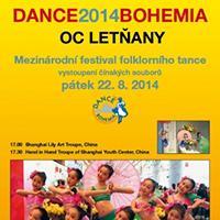 Dance 2014 Bohemia v OC Letňany