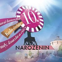 Olympia Olomouc oslavuje 10. narozeniny