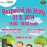 Vydejte se BEZPEČNĚ DO ŠKOLY s OC Olomouc City