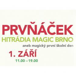 Prožijte magický první školní den v NC Královo Pole