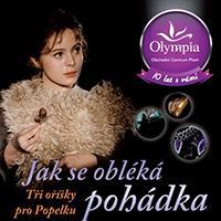 Pohádková výstava kostýmů v Olympii Plzeň