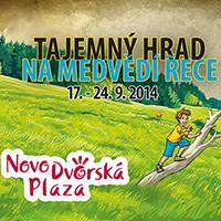 V OC Novodvorská Plaza se právě teď rybaří