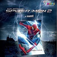 Do Galerie Harfa vtrhne o víkendu Spider-Man