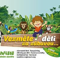 V OC EuroCenter se otevírá nové dětské hřiště