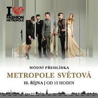V OC Metropole Zličín se předvedou módní návrháři