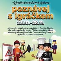 Igráček navštíví OC Plzeň