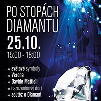 Vydejte se Po stopách diamantu v OC Silesia