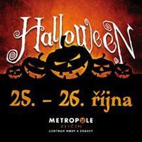 Halloween víkend v Metropoli Zličín