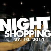 Říjnový Nightshopping v OC Galerie Vaňkovka