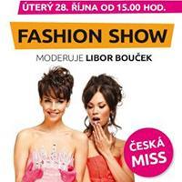 Fashion Show 2014 v OC Olympia Mladá Boleslav