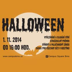 Zamaskovaný Halloween v Campus Square