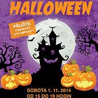 Bohatá Halloweenská párty v OC Novodvorská Plaza