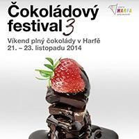 Čokoládový festival v Galerii Harfa potřetí