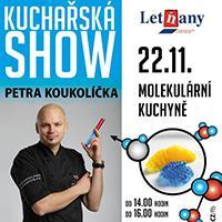 Kuchařská show Petra Koukolíčka v OC Letňany