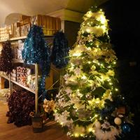 Vánoční trhy v Palladiu jsou v plném proudu