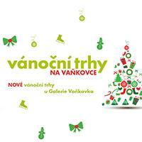 Vánoční trhy u OC Galerie Vaňkovka