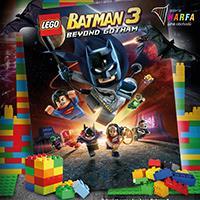 LEGO Batman již tuto sobotu v Galerii Harfa