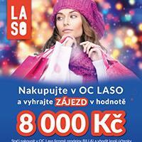 Vyhrajte s OC Laso zájezd v hodnotě 8 000 Kč