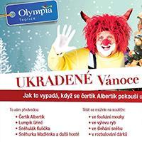 Ukradené Vánoce v OC Olympia Teplice