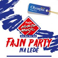 Fajn párty na ledě v OC Olympia Teplice