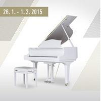 Klavírní týden v NG Myslbek