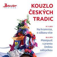 Kouzlo českých tradic v Bondy Centru