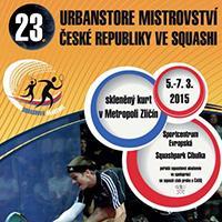 V Metropoli Zličín se odehraje Mistrovství ČR ve squashi