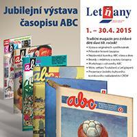 Jubilejní výstava časopisu ABC v OC Letňany
