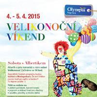 """V Olympii Teplice proběhne """"Velikonoční víkend"""""""
