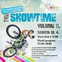 The Showtime Volume II v Galerii Harfa