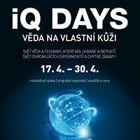 V OC Fontána začínají iQ DAYS