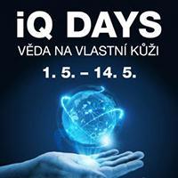 Nechte se pohltit IQ Days v NC Eden
