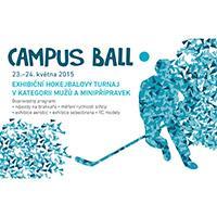 Campus Ball v brněnském obchodním centru