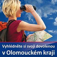 Naplánujte si dovolenou v Olomouckém kraji