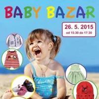 Květnový Baby Bazar v OC Novodvorská Plaza