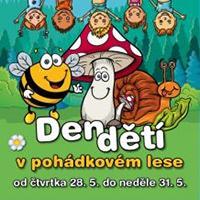 Prožijte den dětí v pohádkovém lese