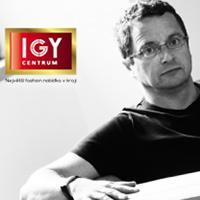 Michal Viewegh se bude podepisovat v IGY Centru