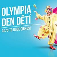 Den dětí v OC Olympia Brno