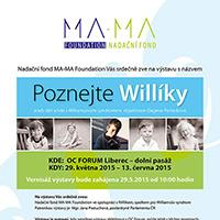 """Poznejte Willíky"" v OC Forum Liberec"