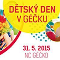 Soutěže a malování na Den dětí v Géčku Liberec