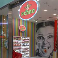 Pedro prodejna v OC Letňany