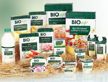 BIO potraviny jsou v dnešní době stále oblíbenější. Protože stále více  dbáme na své zdraví 7964b6a683a