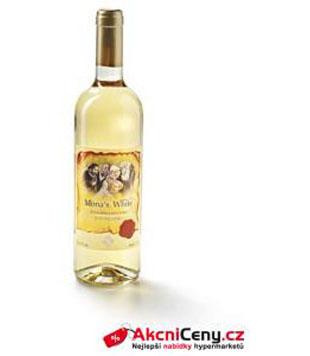 Mona´s Šušu, bílé víno