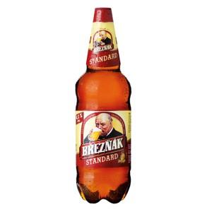 Březňák Standard, světlé výčepní pivo (PET)