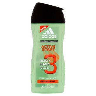 Adidas sprchový gel pro muže, vybrané druhy