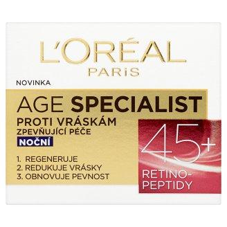 L'Oréal Paris Age Specialist pleťový krém, vybrané druhy