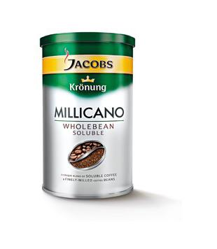 instantní káva Jacobs Krönung Millicano